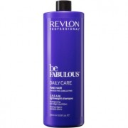 Revlon Professional Be Fabulous Daily Care champô para dar volume aos cabelos finos 1000 ml