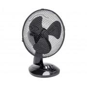 Bestron Stolní ventilátor Bestron Desk Two Black