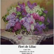 Flori de liliac (kit goblen)