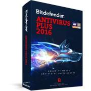 Bitdefender Antivirus Plus 2016, 1 an, 10 utilizatori - LICENTA RENEWAL