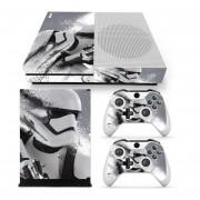 Xbox One S Skin Estampa Pegatina - Star Wars Blanco