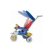 Triciclo Magic Toys Fit Trike Azul 3 Posições