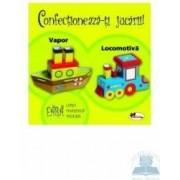 Confectioneaza-ti jucarii - Vapor locomotiva
