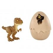 Figurina Jurassic World Hatchlings Tyrannosaurus Rex in ou