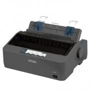 Impresora matriz de punto Epson LX-350 negra paralelo/USB