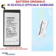 Batteria Pila Originale Samsung Galaxy S6 EDGE G925F EB-BG925ABE in Service Pack GH43-04420B