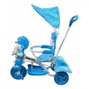 OH BABY Cycle Baby Tricycle WITH CYCLE COLOR Multi SE-TC-91
