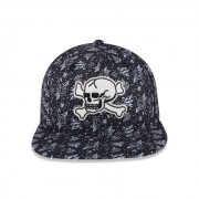 Boné 950 Of Sn Hold Fast Skull - PRETO