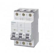 5SY6303-7 Siguranta automata trifazata Siemens 3 A , 3P