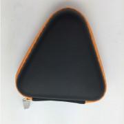 Caja De Auriculares Portátil Mini Triángulo Anti-presión - Color Al Azar