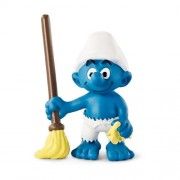 Schleich Ships Boy Smurf Toy Figure