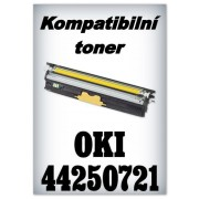 Kompatibilní toner OKI 44250721 - yellow