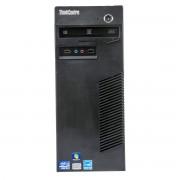 Lenovo ThinkCentre M72E Intel Core i3-3220 3.30 GHz, 4 GB DDR 3, 500 GB HDD, DVD-RW, Tower, Windows 10 Pro