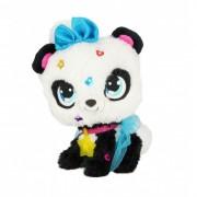 Shimmer Stars Мягкая игрушка Shimmer Stars Плюшевая панда с сумочкой 20 см