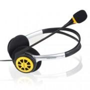 Слушалки MICROLAB K250, черни
