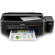 Epson L380 Multi-Function Inkjet Printer (Black