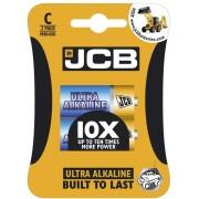 JCB Baterie LR14/C JCB CB OXI ULTRA 2ks (blistr)