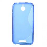B2Ctelecom HTC Desire 510 TPU Case Blauw