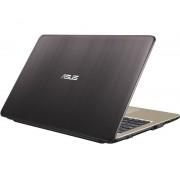 "ASUS X541NA-DM161T 15.6"" FHD Intel Pentium N4200 Quad Core 1.1GHz (2.5GHz) 4GB 500GB Windows 10 Home 64bit crno-zlatni"