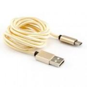 Кабел SBOX, от USB A (м)към USB C (м), 1.5 м, златист