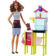 Papusa Barbie Stilista pentru animale de companie