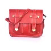 Bags Craze Maroon Sling Bag