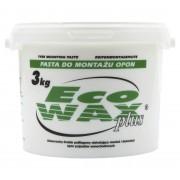 Pasta montażowa do opon ECO-WAX 3kg - 3 kg