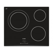 Bosch Placa de Vitrocerámica BOSCH PKK631B18E (Caja Abierta - Eléctrica - 59.2 cm - Negro)