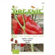 Bio zaden Organic Paprika Piquillo rood