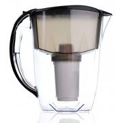 AQUAPHOR Dzbanek filtrujący Aquaphor Prestige 2,8 L czarny + 1 wkład B100-5