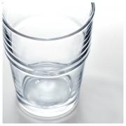 Set 6 pahare sticla transparenta 170ml