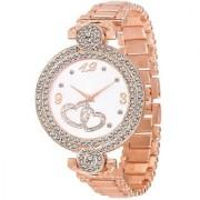 idivas 111 Fashion Italian Copper Design Women Analog watch for Girls and Ladies Watch - For Women