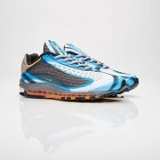 Nike Air Max Deluxe Photo Blue/Wolf Grey-Orange