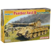 Dragon Models 1/72 Sd.Kfz.171 Panther Ausf. D