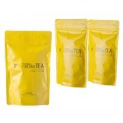 プレミアムクロワール茶 3袋セット【QVC】40代・50代レディースファッション