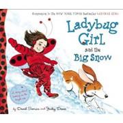 Ladybug Girl and the Big Snow, Hardcover/David Soman