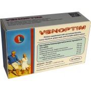 Venoptim Mikronizált diozmin, vadgesztenye, szőlőmag és Centella asiatica kivonat tartalmú étrend-k