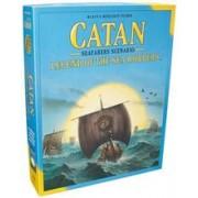 Jucarie Catan Seafarers Scenario Legend Of The Sea Robbers