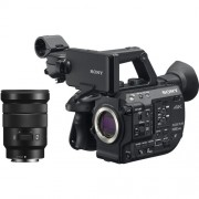 Sony PXW-FS5M2K Super35, 4K XDCAM Kit cu Sony 18-105mm f/4 Zoom Lens
