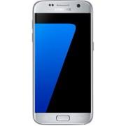 "Telefon Mobil Samsung Galaxy S7, Procesor Octa-Core 2.3GHz / 1.6GHz, QHD Super AMOLED Capacitive touchscreen 5.1"", 4GB RAM, 32GB Flash, 12MP, 4G, Wi-Fi, Dual Sim, Android (Argintiu) + Cartela SIM Orange PrePay, 6 euro credit, 4 GB internet 4G, 2,000 minut"