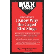 I Know Why the Caged Bird Sings (Maxnotes Literature Guides), Paperback