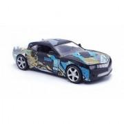 Morgan Sellers Die Cast Metal Graffiti Toy Car For Kids Need4Speed Series. (Black)