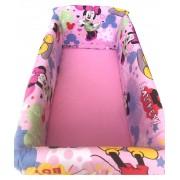 Lenjerie de pat Maxi Minnie Mouse 140x70 cm