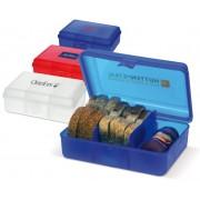 Broodtrommel Lunchbox Transparant