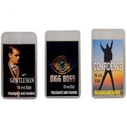 Fragrance And Fashion Gentleman Bigg Boss Confidence Edt of 15 Ml Each