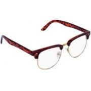 Royal Son Wayfarer Sunglasses(Clear)