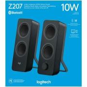 LOGITECH Audio System 2.1 Z207 with Bluetooth EMEA - BLACK 980-001295