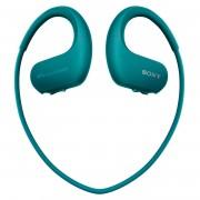 Sony Walkman NW-WS413 - водоустойчив MP3 плеър (за плуване) с вградена памет 4 GB (син)