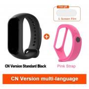 mi Band 4 pulsera inteligente ritmo cardíaco rastreador deportivo impermeable Bluetooth 5,0 banda i