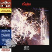 Video Delta Stranglers - All Live & All Of The Night - CD